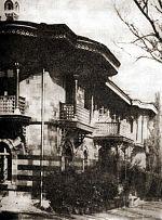 Ливадийский дворец малый дворец